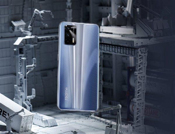 Новая информация о перспективном смартфоне Realme GT Neo