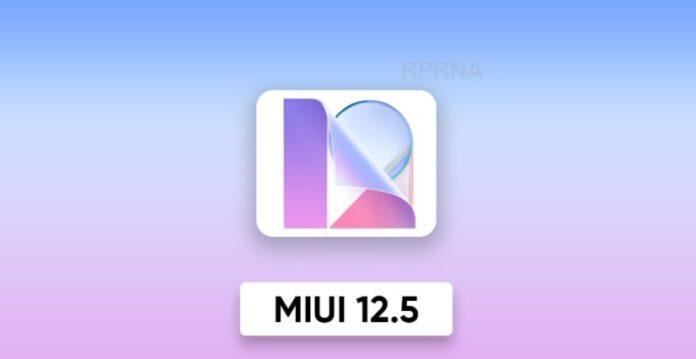 30 популярных смартфонов Xiaomi получили MIUI 12.5