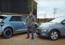 Электрокар Hyundai Ioniq 5 смог зарядить другой электромобиль