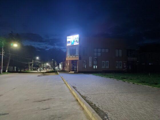 """Пример снимка Redmi Note 10 Pro (режим """"Ночь"""")"""