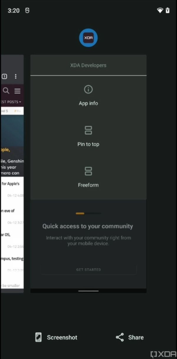 Android 12 стає все більше схожа на iOS 14