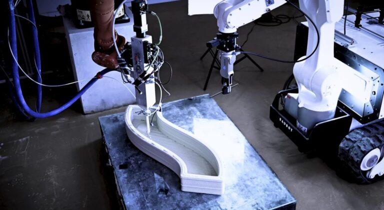 Австралийцы создали уникального строительного робота Baubot