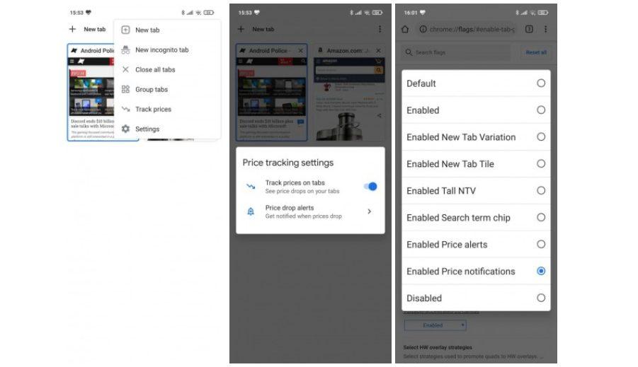 Google Chrome дозволяє економити гроші на покупку в інтернет-магазинах