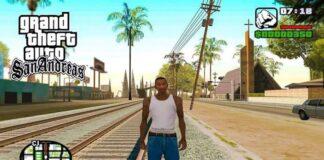 В Сеть слили частичный ремейк GTA: San Andreas