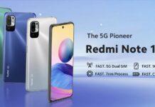 Xiaomi Redmi Note 10 5G стал ещё доступнее