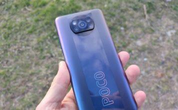 Дизайн Poco X3 Pro