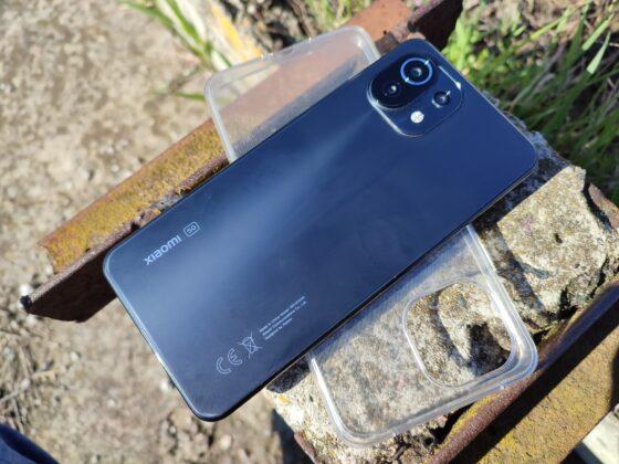 Задняя панель Xiaomi Mi 11 Lite 5G