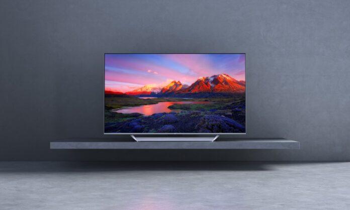 """Телевизор Xiaomi Mi TV Q1 75"""" появился в Украине по безумной цене"""
