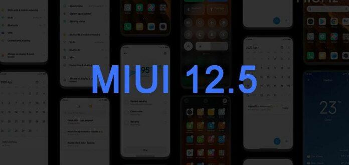 Официальный список получателей MIUI 12.5 во II квартале (фото)