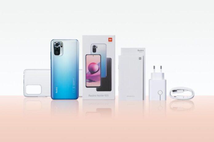 Xiaomi ежедневно публикует информацию о перспективном Redmi Note 10s