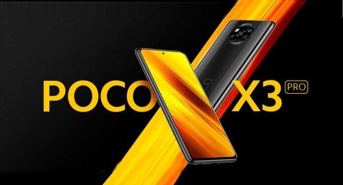 Xiaomi POCO X3 Pro поступает в продажу в Украине по сниженной цене