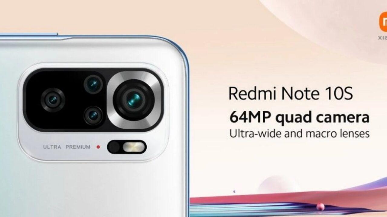 Xiaomi Redmi Note 10S сильно подешевел на старте продаж - ProstoMob