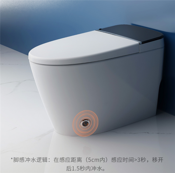 «Умный» туалет