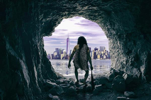 Жизнь в пещере
