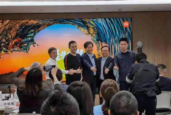 Китайська команда виробників електромобілів