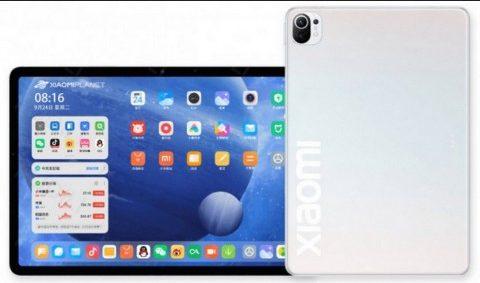 Новая информация о Xiaomi Mi Pad 5