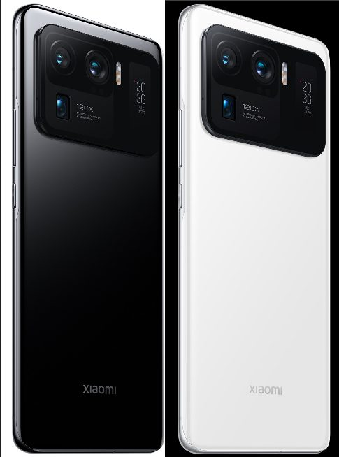 Лей Цзюнь: Xiaomi Mi 11 Ultra использует экран Mi Band 5 в качестве дополнительного экрана на задней панели