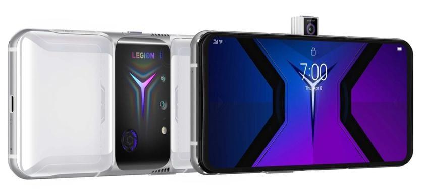 Lenovo презентовала «самый хрупкий игровой смартфон за 1000 евро»