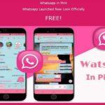 «Розовый» WhatsApp ворует аккаунты пользователей