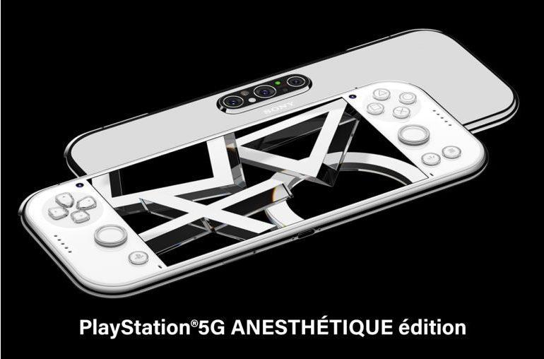 Sony PlayStation 5G: компактна консоль або перший смартфон