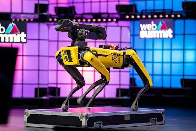 Полиция Нью-Йорка отказалась от использования робопсов компании Boston Dynamics