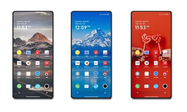 Особенности Xiaomi MIX 4