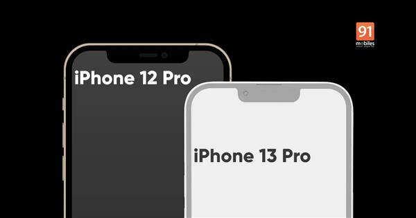 """""""Челка"""" iPhone 13 Pro"""