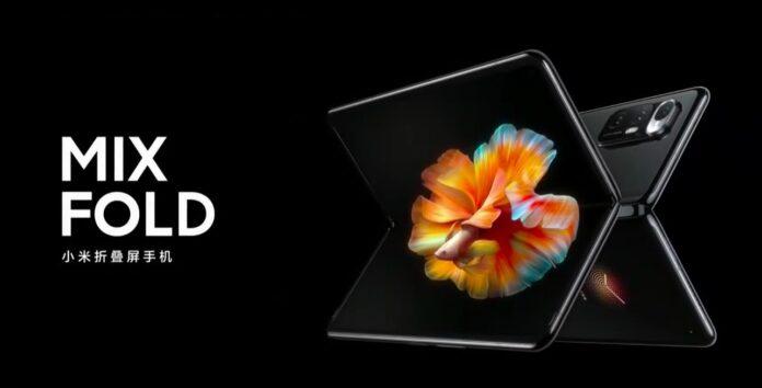 Xiaomi Mi MIX Fold во всё превосходит Apple iPad mini