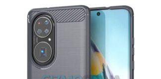 Рендеринг Huawei P50 Pro
