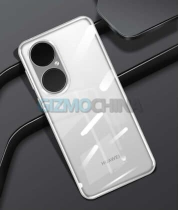 Рендерінг Huawei P50 Pro