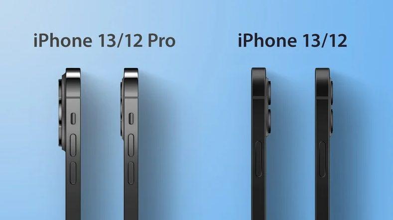 Экспозиция iPhone 13
