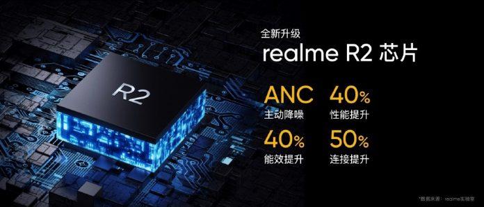 Наушники Realme Buds Air 2 Neo