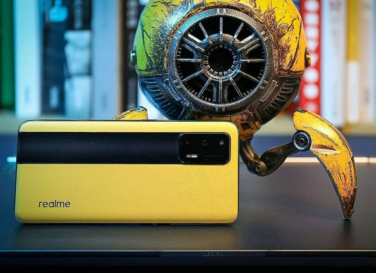 Realme GT на Snapdragon 888 стал более доступным
