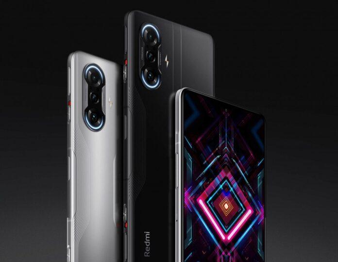Xiaomi Redmi K40 Gaming Edition появится на международном рынке