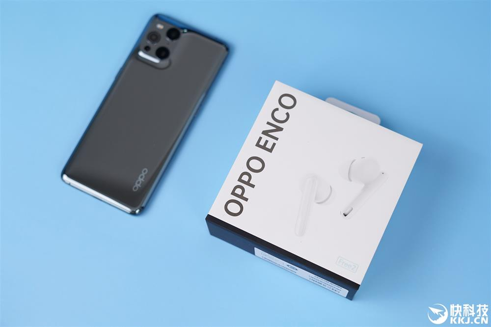 Беспроводные наушники OPPO Enco Free2
