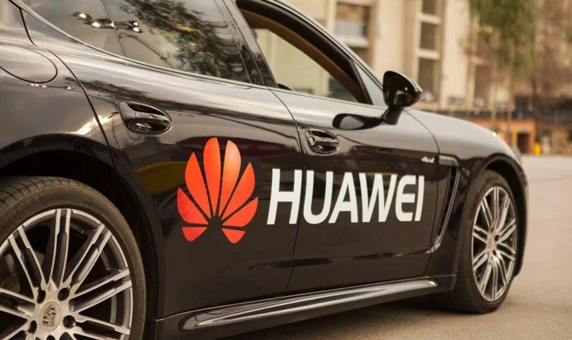 Электромобиль Huawei