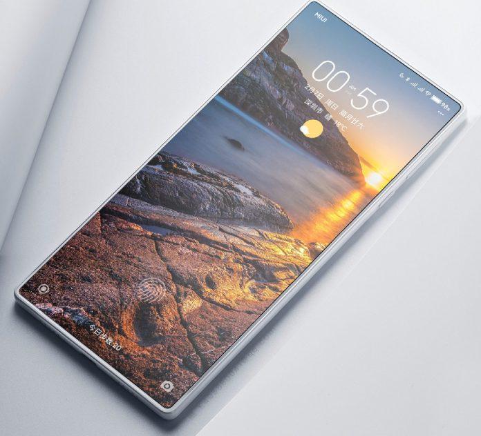 Xiaomi подготовила к выходу экспериментальный смартфон Mi MIX 4
