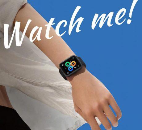 Meizu выпустит смарт-часы в стиле Apple Watch