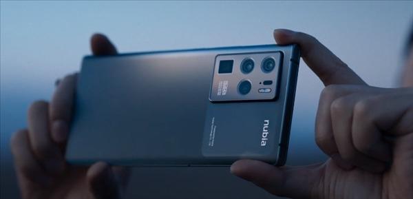 Nubia Z30 Pro: камера под дисплеем, три датчика на 64 Мп и 8 Мп датчик с 60-кратным зумом