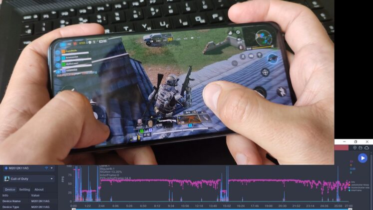 FPS Call of Duty: Mobile