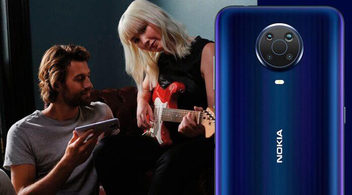 Nokia G20 дебютировал в Украине по цене 4499 гривен