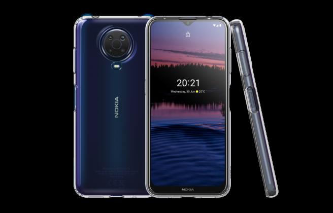 Nokia G20 дебютировал в Украине по цене 4 499 гривен