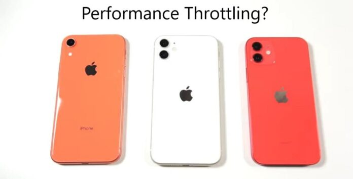 Недавний тест айфонов на скорость показал неожиданные результаты