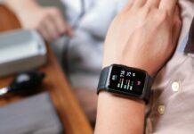 """Первые """"умные"""" часа с возможностью измерения артериального давления"""