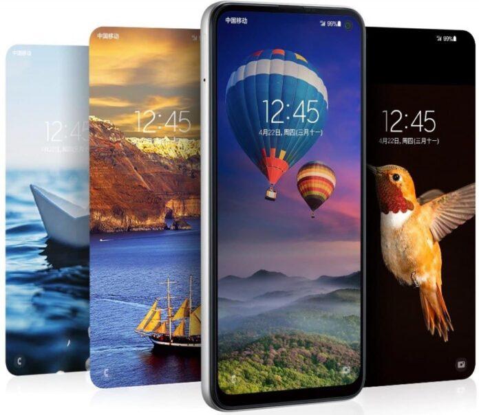 Samsung представил смартфон для китайского рынка