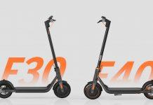 Партнер Xiaomi предлагает инвестировать в доступные самокаты KickScooter F30 и KickScooter F40