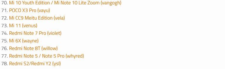 Стабільна MIUI 12 доступна для більш ніж 100 моделей Xiaomi, Redmi і POCO