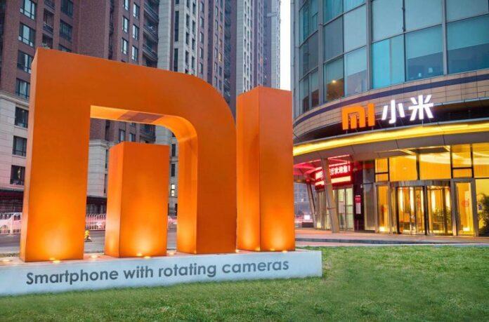 Xiaomi запатентовала вращающуюся камеру нового типа