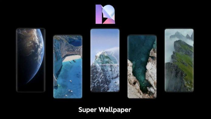 Владельцы недорогих устройств Xiaomi получили доступ к суперобоям MIUI 12