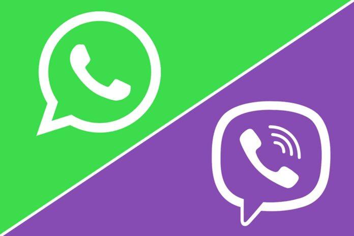 5 причин отказаться от WhatsApp в пользу Viber